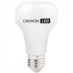 Canyon LED COB žiarovka, E27, reflektor mliečna 6W, 470lm, teplá biela 2700K, 220-240V R63E27FR6W230VW