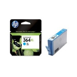 HP Cartridge CB323EE Cyan 364XL