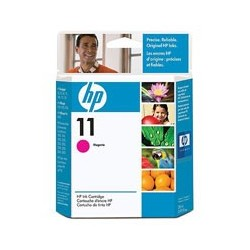 HP Cartridge C4837A MAGENTA 11 BIJ 22xx 2600 C4837AE