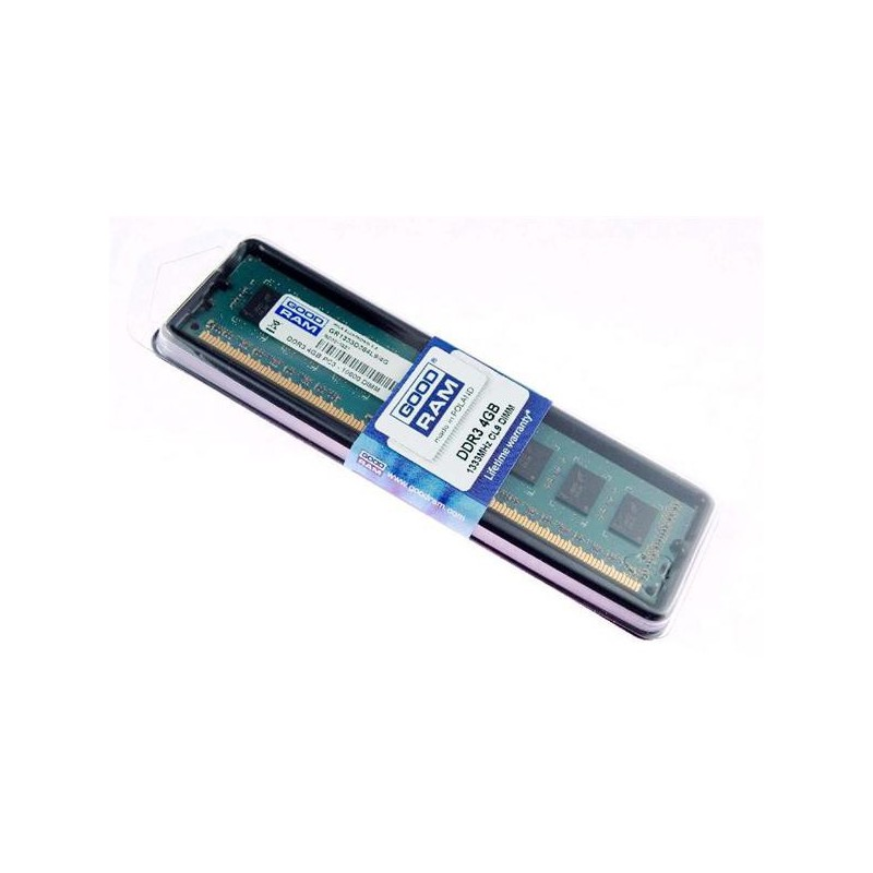 DDR 3 4 GB 1333MHz CL9 GOODRAM GR1333D364L9S/4G