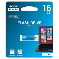 16 GB USB kľúč GOODDRIVE CUBE Modrá UCU2-0160B0R11