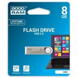8 GB USB kľúč GOODDRIVE UNITY strieborná UUN2-0080S0R11