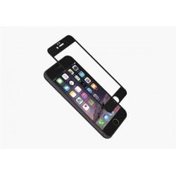 Cygnett 3D Temperované sklo 9H RealCurve pre iPhone 7, na celý displej a okraje, priehľadný/čierny CY1989CPTGL