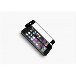 Cygnett ochrana displeja Aerocurve 3D, zakrivené 9HTempered Glass pre iPhone 6/6s, čierne CY1962CPTGL