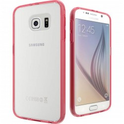 Cygnett Slim protective case for Galaxy S6 Red CY1752CPAEG