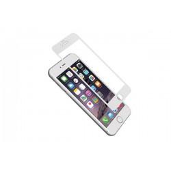 Cygnett ochrana displeja Aerocurve 3D, zakrivené 9HTempered Glass pre iPhone 6/6s, biele CY1963CPTGL