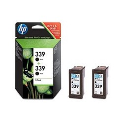 HP Cartridge C9504EE 2xHP 339
