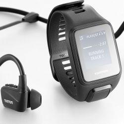 TomTom Spark 3 Cardio + Music + HP BLK (L) 1RKM.002.10
