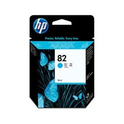 HP Cartridge C4911A cyan 82 DG500/800