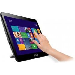 """ASUS PRO AiO A4110 Celeron J3160 (2.24GHz) 15,6"""" HD Touch UMA 2GB 500GB WL BT Cam DOS, čierny A4110-BD190M"""