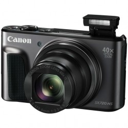 CANON PowerShot SX720 HS čierny Travel Kit 1070C018
