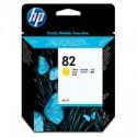 HP Cartridge C4913A Yellow 82 DG500/800