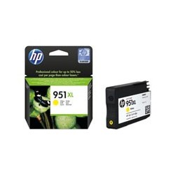 HP Cartridge CN048AE yellow 951XL