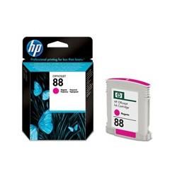 HP Cartridge C9387AE 88 Magenta Officejet Ink