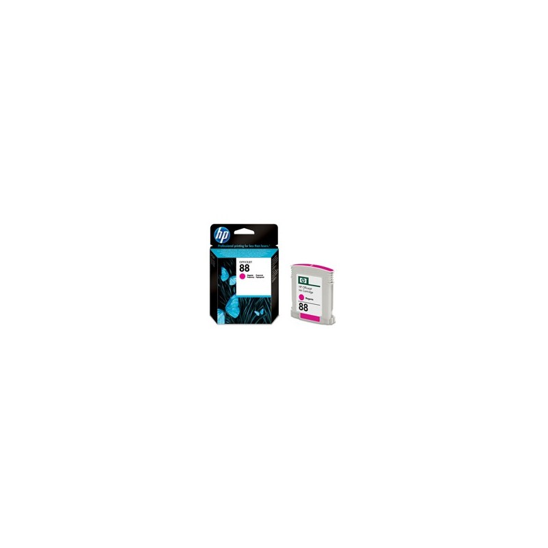 HP Cartridge C9387AE 88 Magenta Officejet Ink