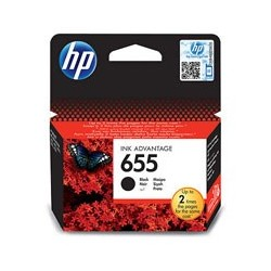 HP Cartridge CZ109AE BLACK HP 655