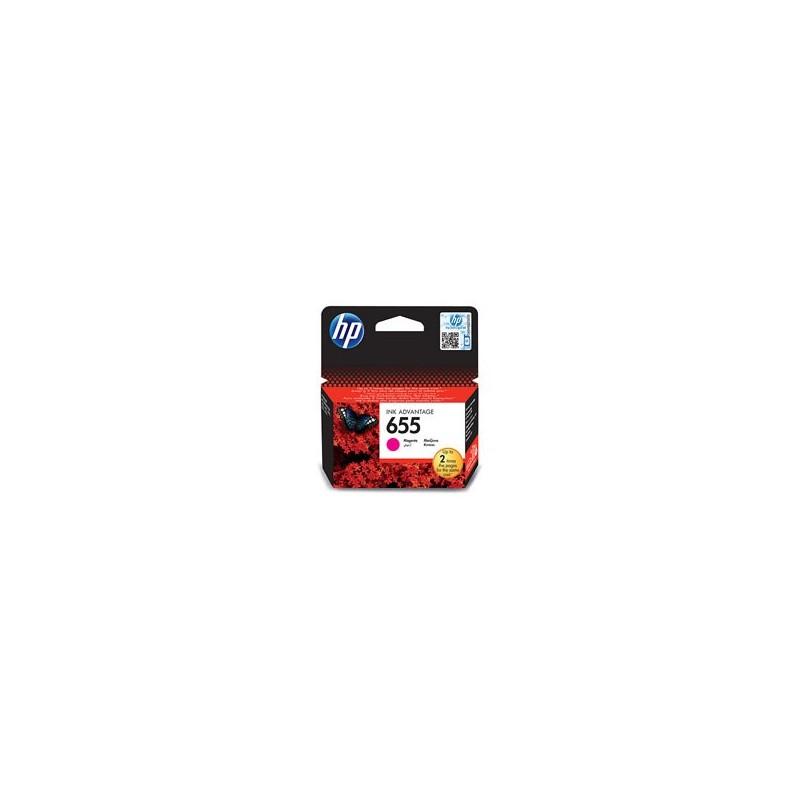 HP Cartridge CZ111AE magenta HP 655 CZ111AE#BHK