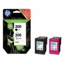 HP Cartridge CN637EE kombinované balenie HP300