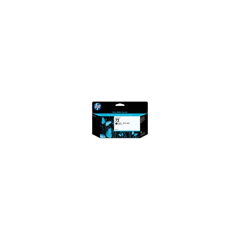 HP Cartridge C9403A Black HP72