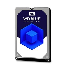 HDD Western Digital Blue, 2.5', 2TB, SATA/600, 5400RPM, 8MB cache...