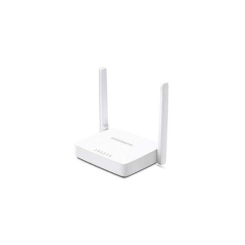 Mercusys MW305R Wireless 802.11n/300Mbps, xLAN, 1xWAN, 5dBi antenna