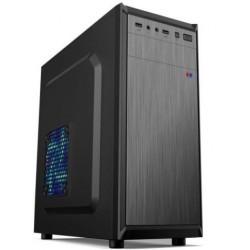 Gembird PC skriňa Midi Tower Zephyr V2, čierna CCC-GJ-17