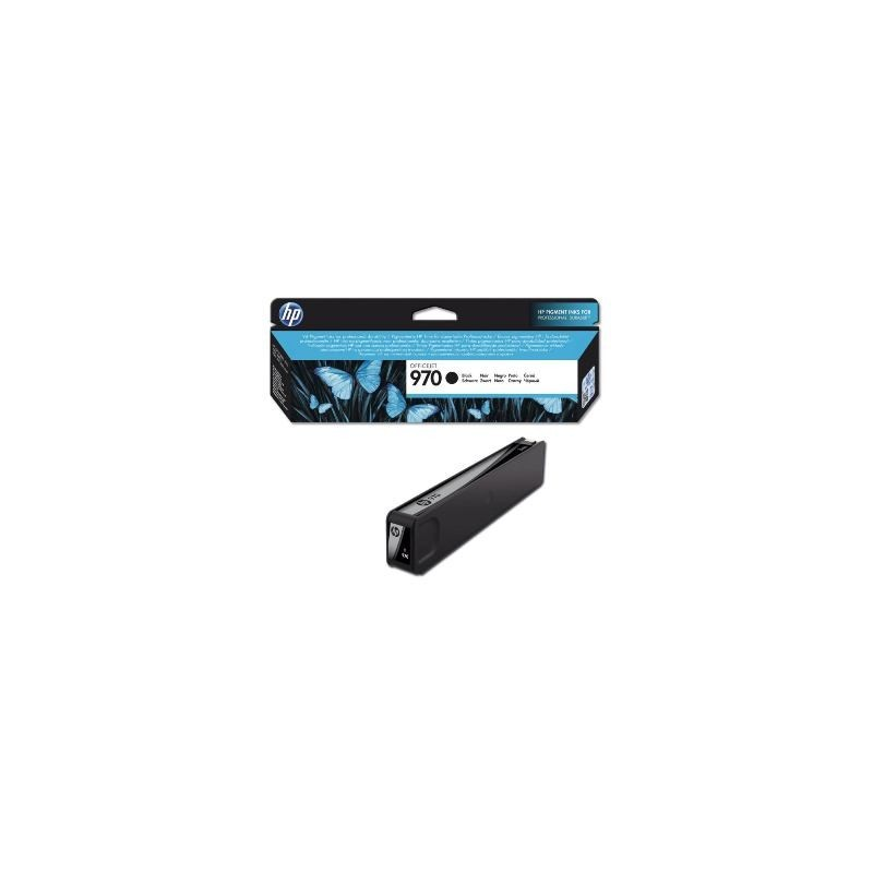 HP Cartridge CN621AE black 970