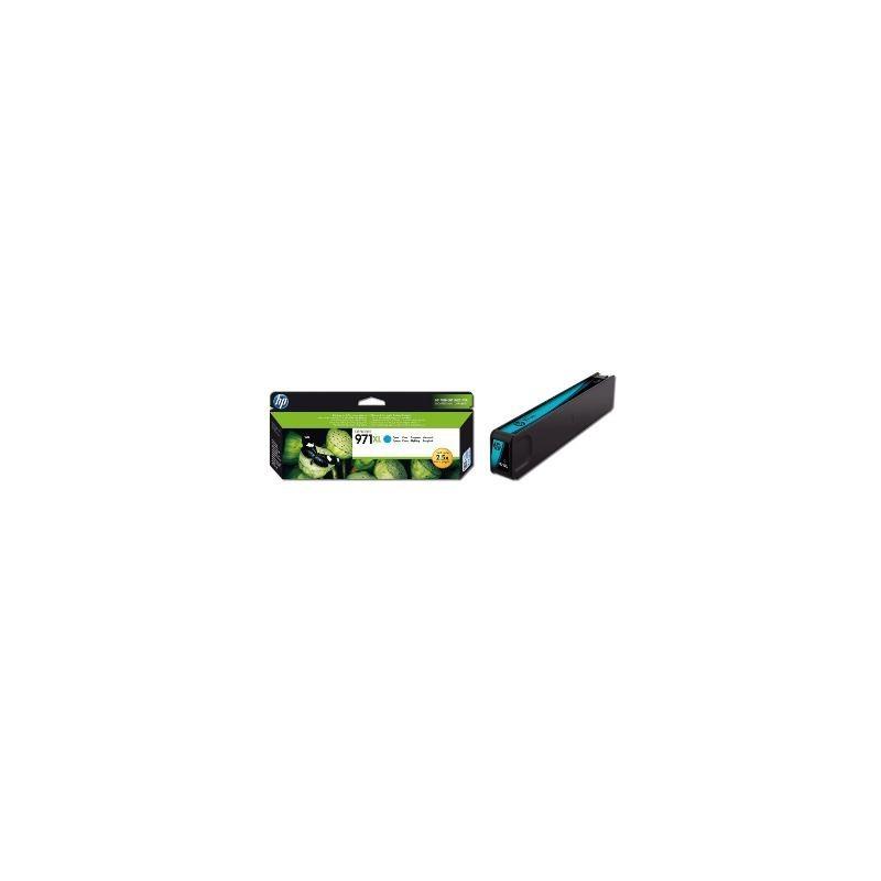 HP Cartridge CN626E 971XL Cyan 6600str CN626AE