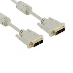 4World Kabel pro LCD DVI-D (18+1)- DVI-D (18+1) M/M 1.8m, SL ferryt - retail 04694