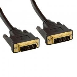 4World Kabel pre LCD DVI-D (24+1)- DVI-D (24+1) M/M, dual link, 10m 06102