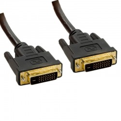 4World Kabel pro LCD DVI-D (24+1)- DVI-D (24+1) M/M, dual link,...