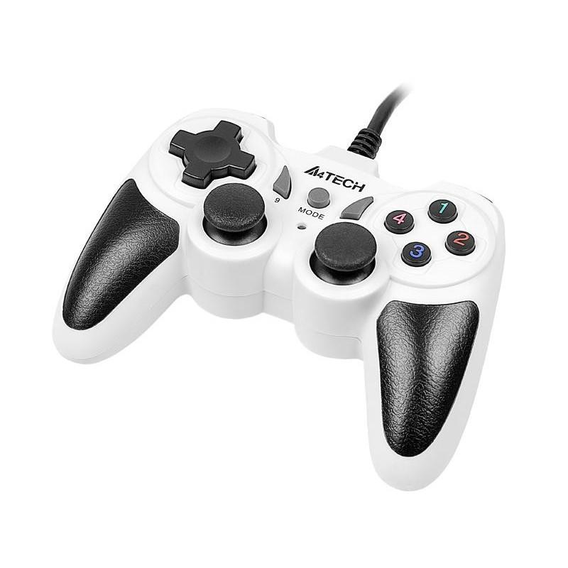 Gamepad A4Tech X7-T4 Snow USB/PS2/PS3 A4TJOY41798