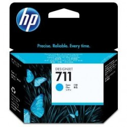 HP Cartridge CZ130A Cyan 711 29ml