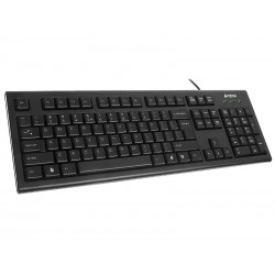 Keyboard A4-Tech KR-85 USB, US A4TKLA19739