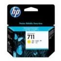 HP Cartridge CZ132A Yellow 711 29ml