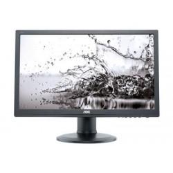 AOC LCD e2460Pda 24' LED,5ms,DC 20mil.,DVI,repro,1920x1080,HAS,pivot,č