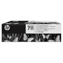HP C1Q10A Súprava na výmenu tlačovej hlavy HP 711