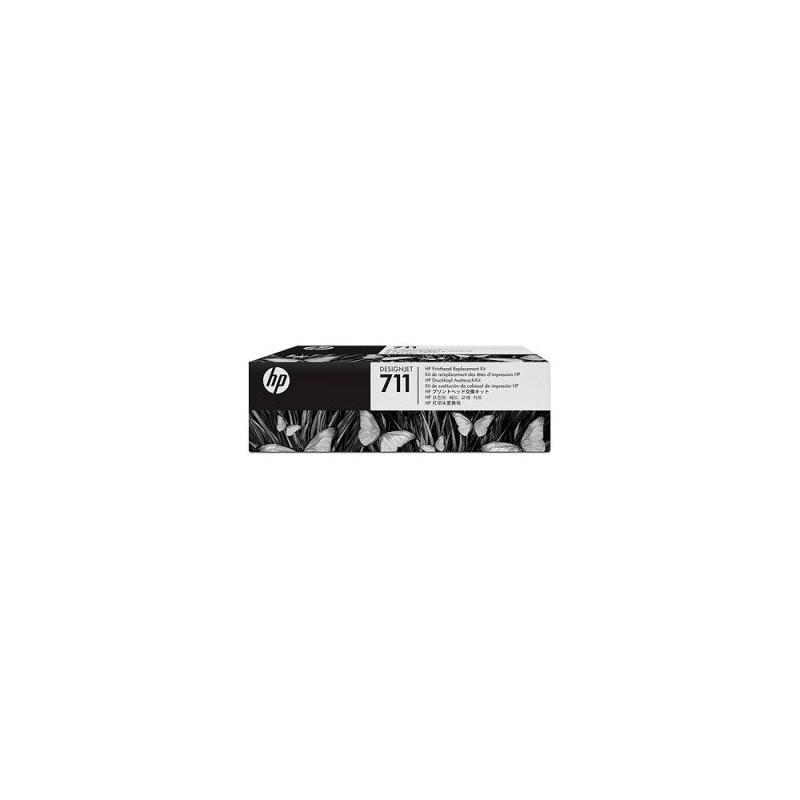HP Súprava na výmenu tlačovej hlavy C1Q10A HP 711