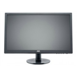 AOC LCD e2260Sda 22', LED, 5ms, DC 20mil., DVI, repro, 1680x1050