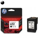 HP Cartridge HP 652 Black 6ml F6V25AE#BHK