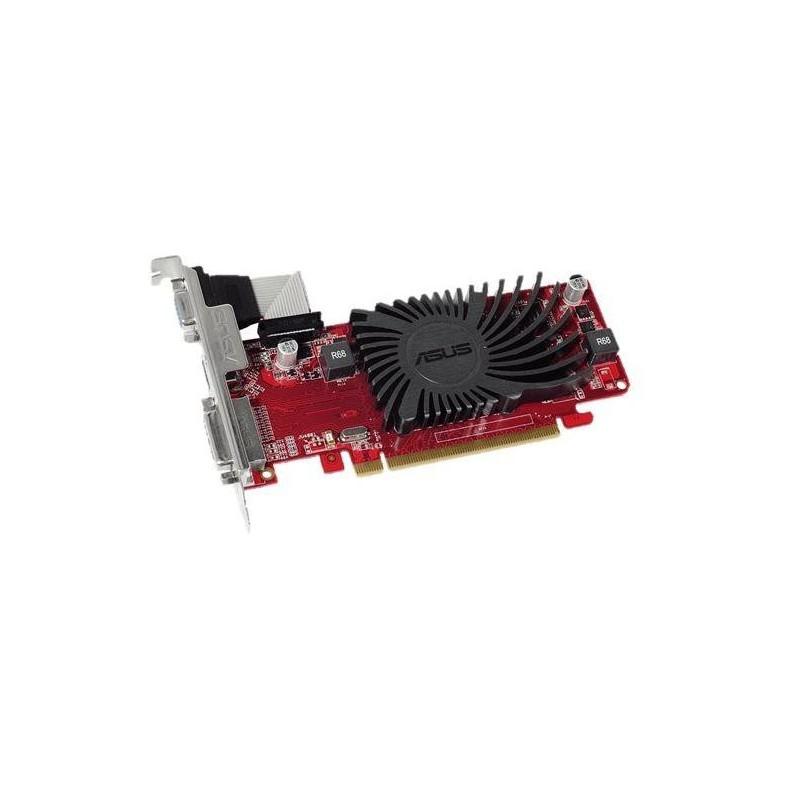 ASUS Radeon R5 230, 1GB GDDR3 (64 Bit), HDMI, DVI, D-Sub R5230-SL-1GD3-L