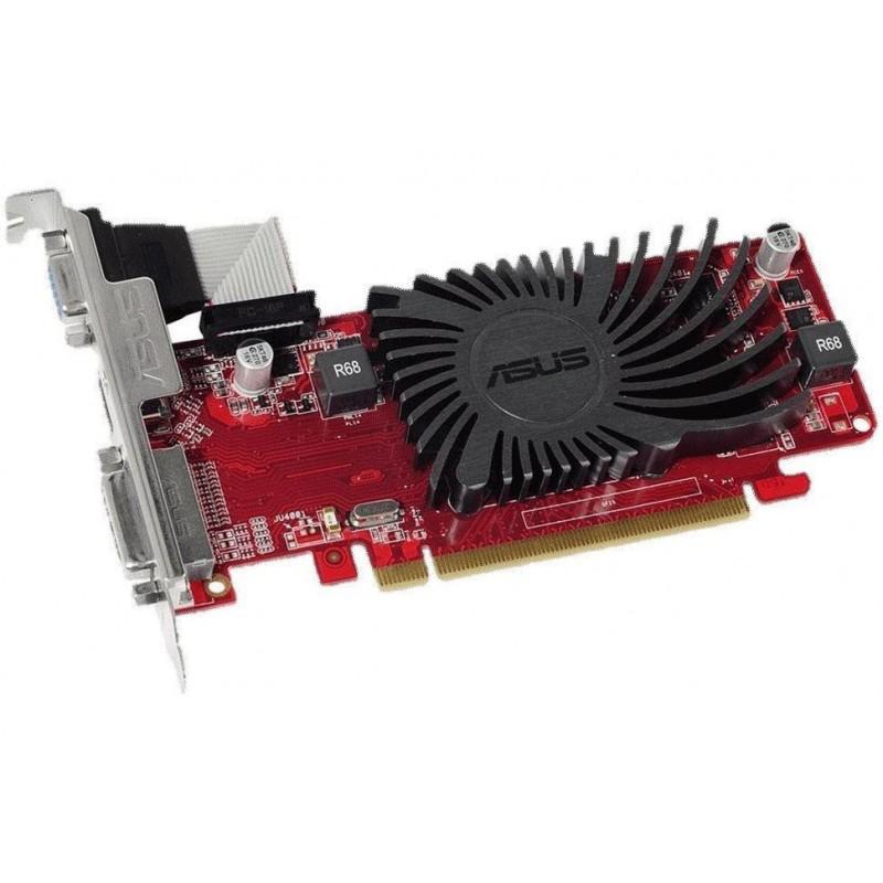 ASUS Radeon R5 230, 2GB DDR3 (64 Bit), HDMI, DVI, D-Sub R5230-SL-2GD3-L