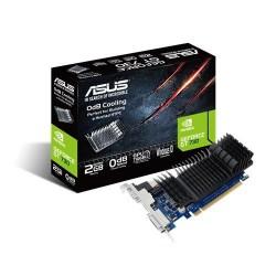 ASUS GeForce GT 730, 2GB GDDR5 (64 Bit), HDMI, DVI GT730-SL-2GD5-BRK