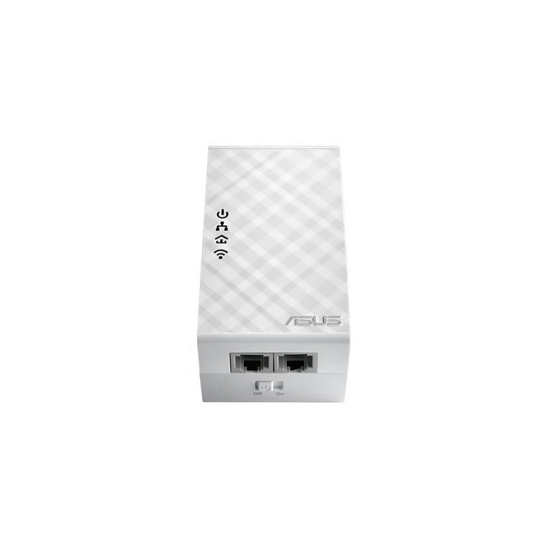 ASUS 300Mbps AV500 Wi-Fi Powerline Extender PL-N12 KIT