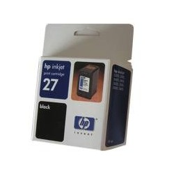 HP Cartridge C8727A 3420 BLACK 27 C8727AE