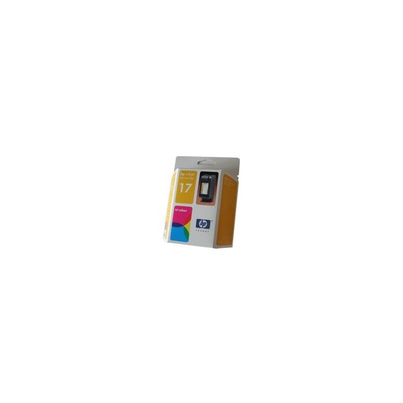 HP Cartridge C6625A COLOR 17