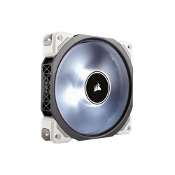 Corsair Air Series ML120 Magnetic Levitation Fan, LED white, 120mm CO-9050041-WW