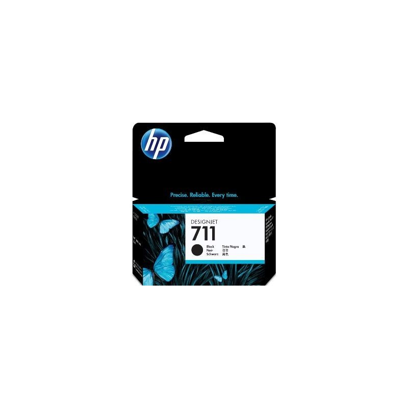 HP Cartridge CZ129A Black 711 38ml