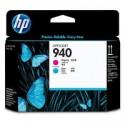 HP Tlačová hlava C4901A magenta a cyan HP940