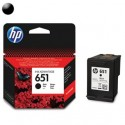 HP Cartridge HP 651 Black C2P10AE#BHK
